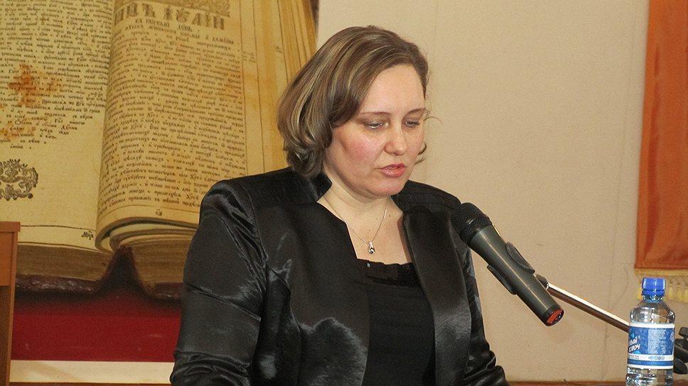 Татьяна Журик имеет все шансы стать новым уполномоченным поправам человека вСаратовской области