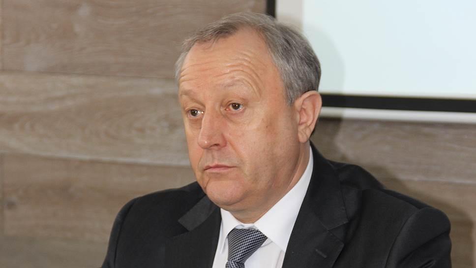 Губернатор Валерий Радаев решил достроить «замороженные» 22 года назад энергоблоки БАЭС