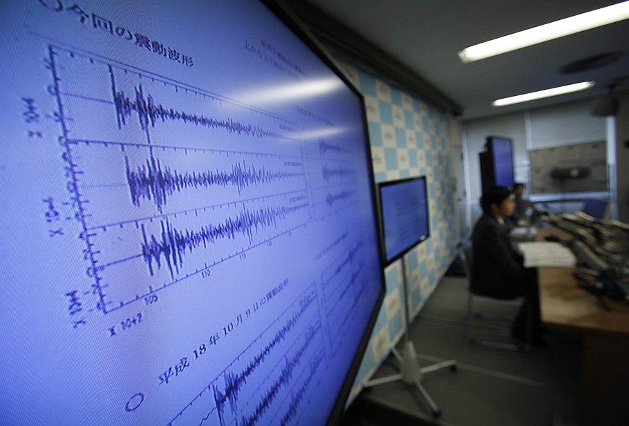 В КНДР зафиксировано сильное землетрясение в районе ядерного полигона