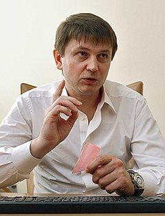 Глава Национальной ассоциации букмекеров Олег Журавский