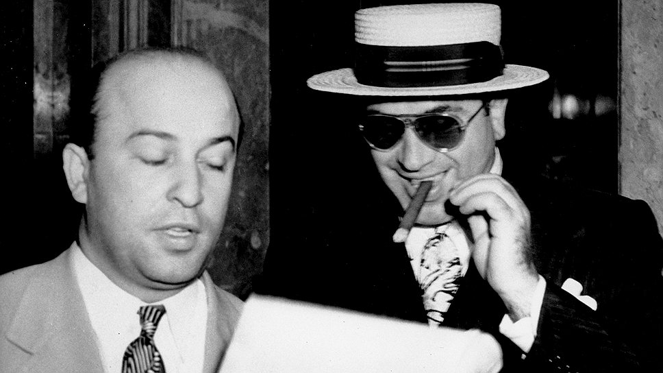 a life of violence and crime the al capone story