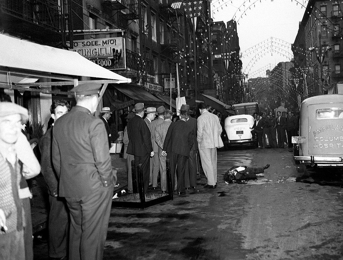 Конференция была прервана рейдом полиции Нью-Йорка. Данные события заставили ФБР, которое в течение 30 лет отрицало существование как мафии, так и организованной преступности вообще, приступить к расследованию