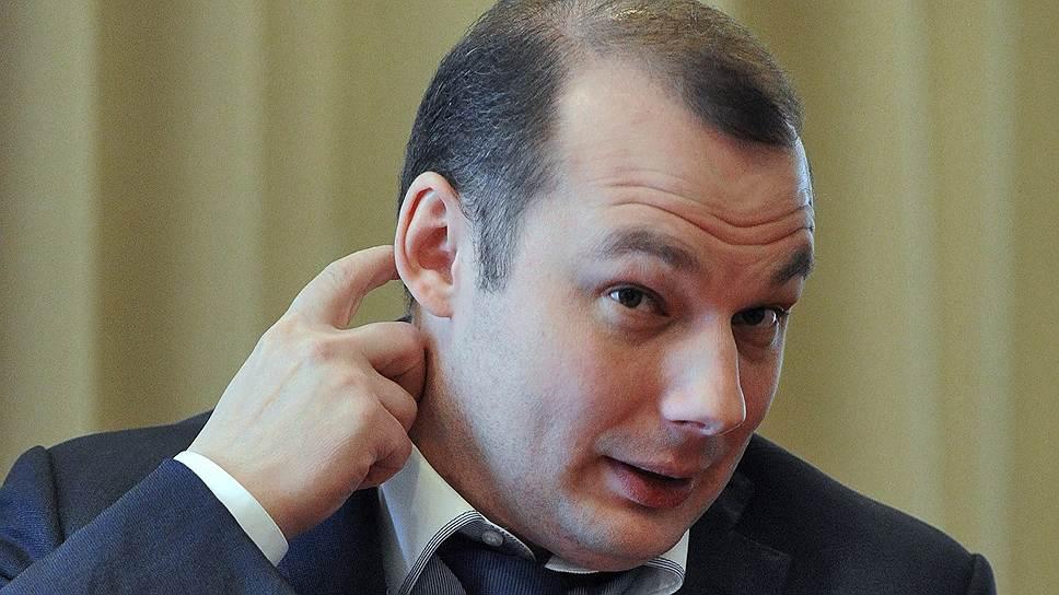 """Генеральный директор ООО """"Газпром энергохолдинг"""" Денис Федоров"""