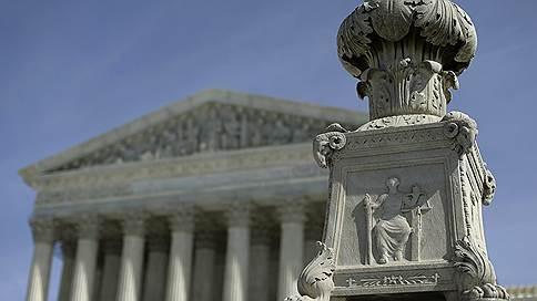 Верховный суд США начал изучать патенты на ПО / Технологические компании хотят ограничить возможности «патентных троллей»