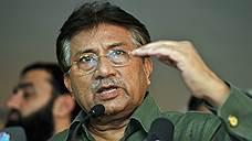 Экс-президента Пакистана обвинили в госизмене / Суд предъявил Первезу Мушаррафу официальное обвинение