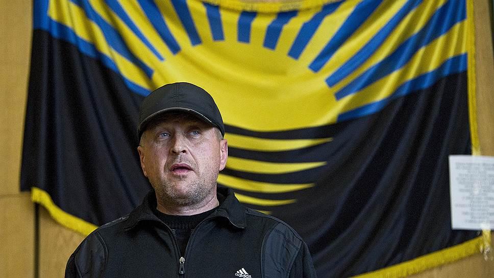 «Народный мэр» Славянска просит Россию ввести миротворцев в регион
