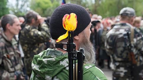 Два месяца на востоке Украины