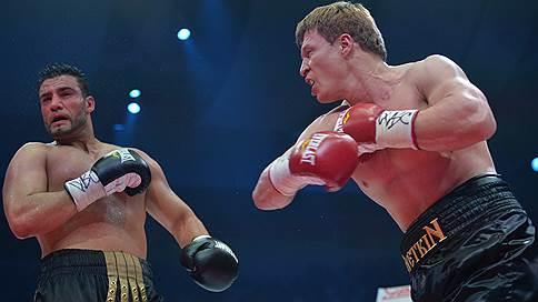 Александр Поветкин вернулся нокаутом / Показав отличный бокс, он победил Мануэля Чарра
