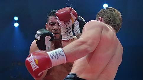 Александр Поветкин против Мануэля Чарра