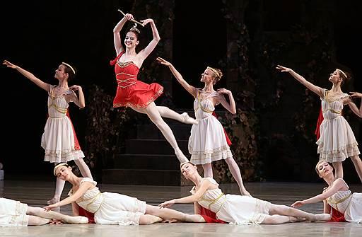 Фото балерин со вставшим членом фото 534-895