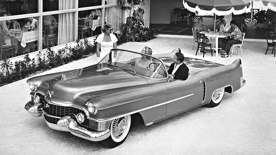 концепт кары 1950-х гг