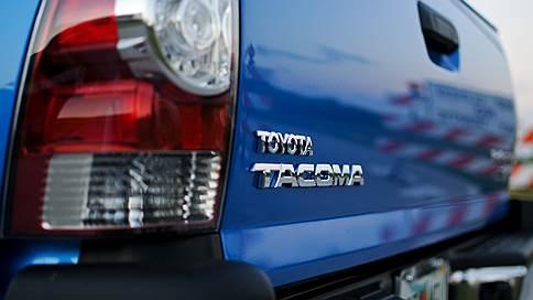 Toyota �������� ������ Tacoma / � ���������� ��� ������� �������� Corolla