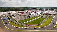 � ���������� ��������� �������� ��������� / Moscow Raceway ������� �������� FIA, ����������� ��������� ����� ��������-1�