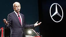 Daimler ������� ���� ���� � ������������� �������������� Tesla / �� 4% ����������������� ������� $780����