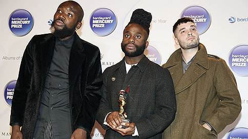 � ������� ������� Mercury Music Prize / ������ �������� �������� ��������� �Dead� ������������ ������� Young Fathers