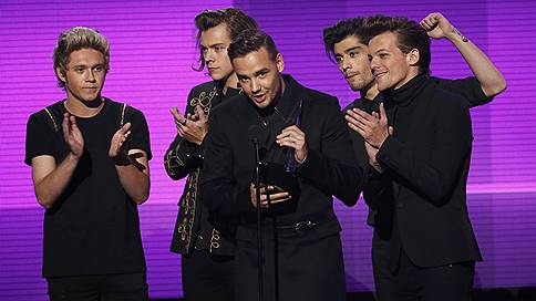 � ���-��������� ������� American Music Awards / ��������� ���� ������� ���������� ����-���� One Direction