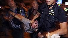 ������� �������� ��������� ������� ����������� �������� Occupy Central / ������� ������� ��������� ���������� �� ������ �������
