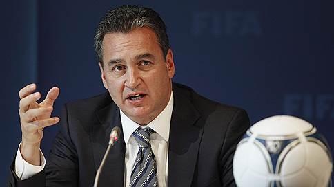 FIFA ���������� ������ � ������� ������ ����������� ���� 2018 � 2022 ����� / ����� ������ �������� ������������� �� ���������� �������� ���