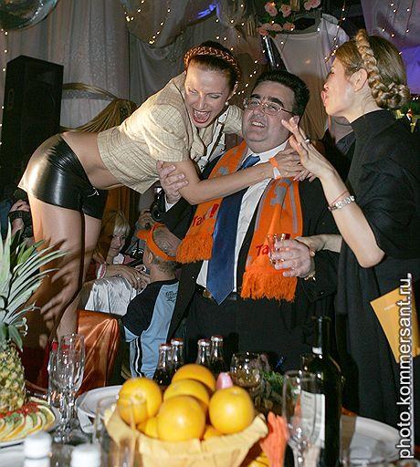елена бонд в роли тимошенко смотреть касается