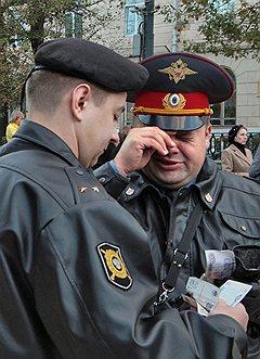 МВД представило стратегию выживания для полиции в крупных городах