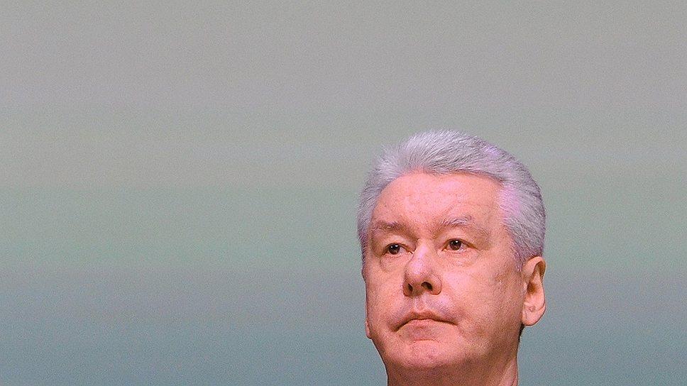 Врио мэра Москвы Сергей Собянин дал старт эксперименту по закреплению школьников за вузами