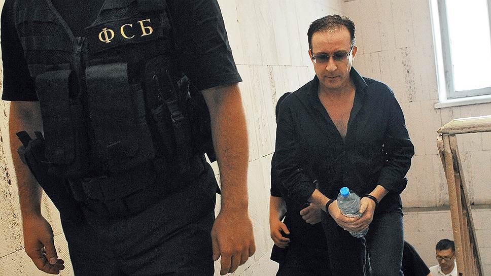 Обвиняемый Фарит Темиргалиев