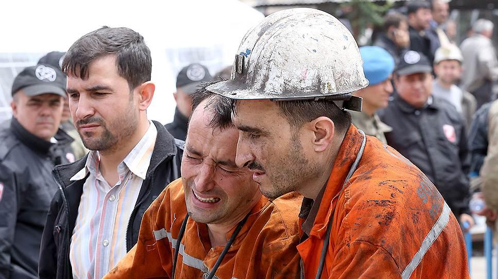 Число погибших на угольной шахте в провинции Маниса может стать рекордным за всю историю Турции