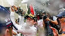 Нико Росберг превзошел отца / Второй раз выиграв Гран-при Монако