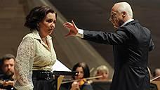 Концерт в монументальном стиле / Владимир Спиваков в Московском международном доме музыки