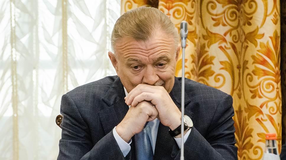 Олег Ковалев вошел в группу малоэффективных губернаторов