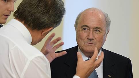 �������� ��������� � ������� / FIFA ���������� ��������� ����� ���� � ���������� ����