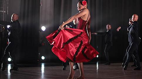 ������ �� ������� ���� / � ����� �������� XVI�Biennale de la danse