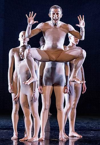 Обнаженный балет смотреть
