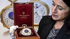 Часы пробили рекорд / Graves Supercomplication куплены за $24 млн