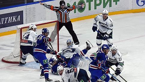 Флагманы сбавили ход / Магнитогорский