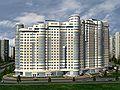 Дом построен в Западном округе Москвы, по адресу Мичуринский проспект, дом 39а.  Новостройка расположена в 1,5км от...