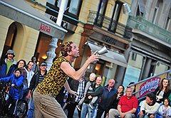 Туристов в Загребе на каждом шагу подстерегают развлечения