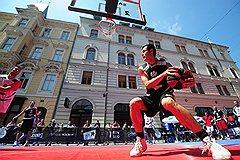 Словенские баскетболисты славятся не только на Балканах, но и на мировых аренах