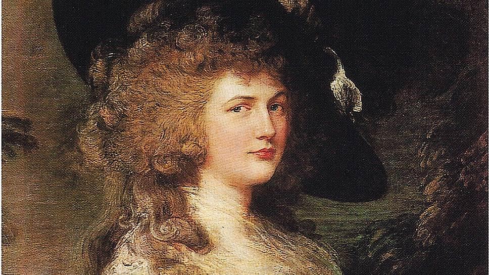 Джорджиана Кавендиш, герцогиня Девонширская, производившая неизгладимое впечатление при жизни, сумела и после смерти всех поразить — размером своих долгов<br /><br /><br /><br /><br />