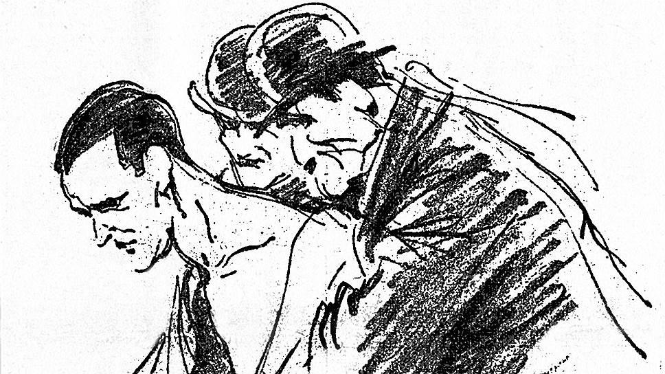 Сын миллионера Жорж Гоше попросил поскорее отрубить ему голову, которую уже потерял из-за женщины<br /><br /><br /><br /><br />