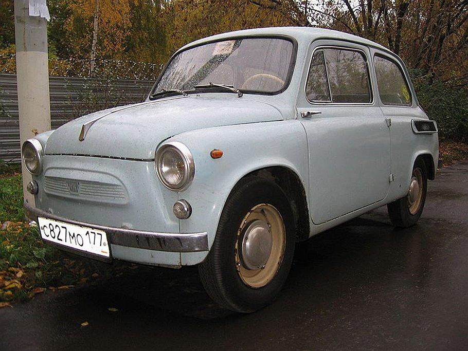 Первый «ЗАЗ-965» вышел из заводских …