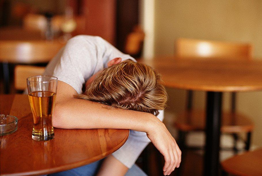 Немеет тело алкоголизм