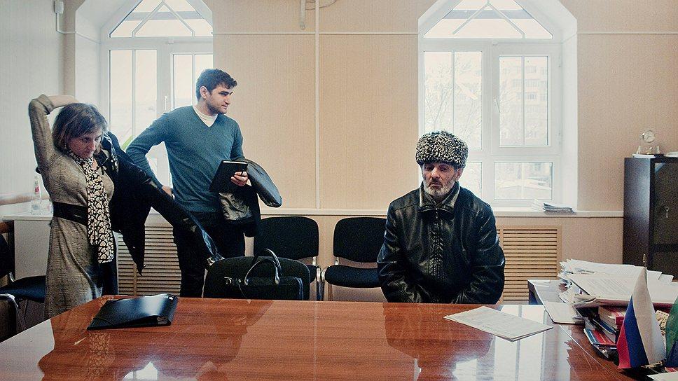 Сапият Магомедова решилась взяться за дело Муслима