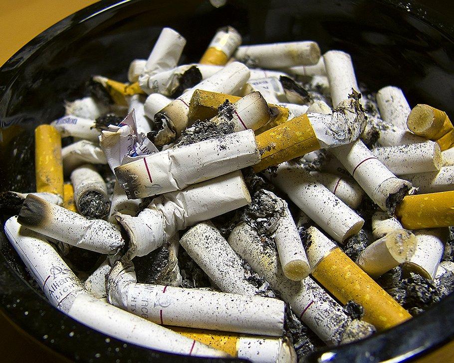 Как бросить курить народными способоми