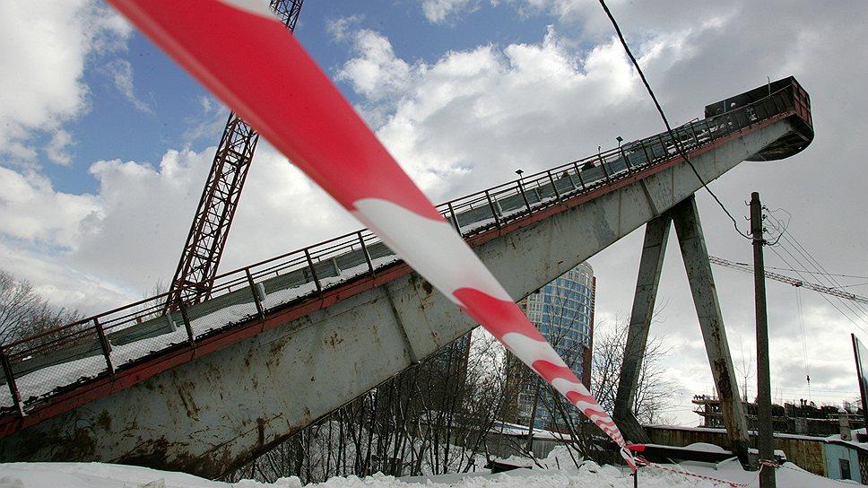 Строительство нового трамплинного комплекса откладывается до 2018 года