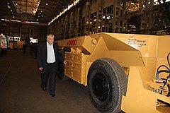 Литвинов Владимир, главный конструктор шахтных самоходных транспортных вагонов компании «Рудгормаш»