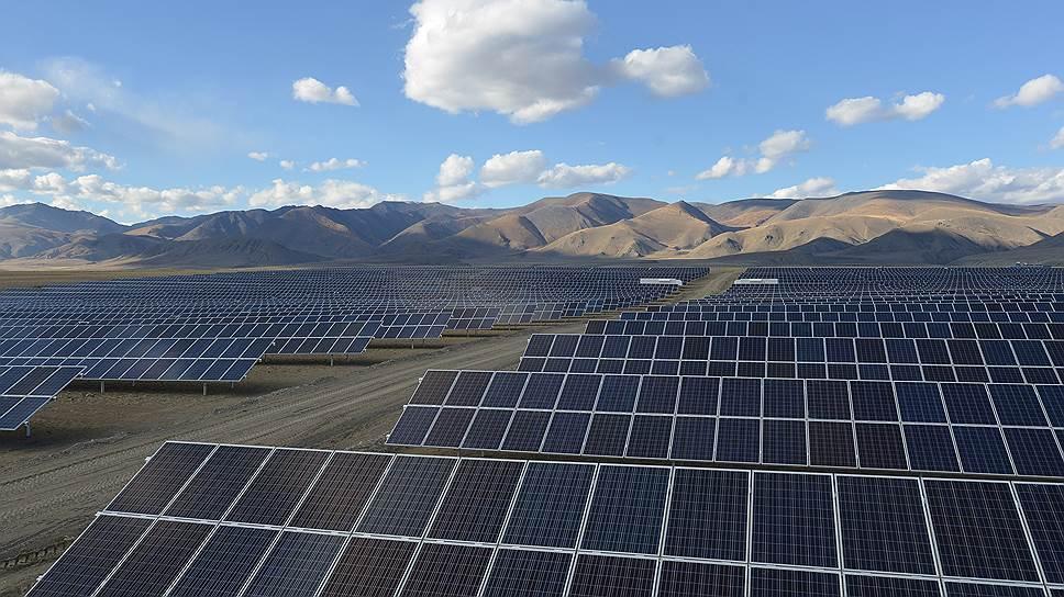 При всей привлекательности солнечной энергетики она может быть лишь дополнением к большой энергосистеме