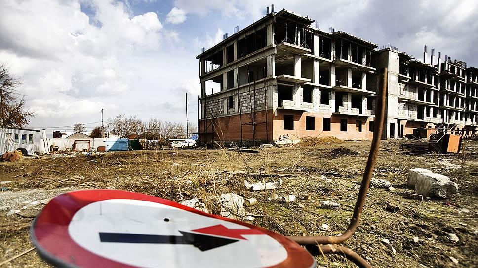 Обманутые дольщики требуют в суде отменить решение о сносе их домов