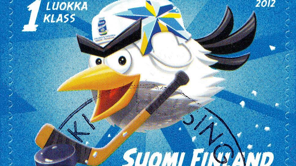 Всюду жизнь. Птички Angry Birds стали настоящим символом Финляндии — их изображения используют даже на почтовых марках