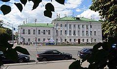Библиотека естественных наук РАН: местоположение на Знаменке делает здание сверхпривлекательным для девелопмента